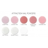 Puder NSI Attraction Nail Powder 250g - Extreme Pink