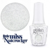 Gelish - Little Miss Nutcracker - Silver In My Stocking - 15ml