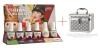 Gelish - Little Miss Nutcracker - Zestaw 6x15ml + kuferek GRATIS