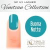 NC Nails Company - Lakier hybrydowy - Venetian Collection - Buona Notte - 6ml