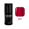 Elarto - Lacogel Hybrid Nail Color nr 407 - malinowy - 7ml