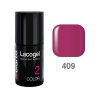 Elarto - Lacogel Hybrid Nail Color nr 409 - fuksja - 7ml