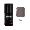 Elarto - Lacogel Hybrid Nail Color nr 422 - kakaowy - 7ml