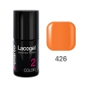 Elarto - Lacogel Hybrid Nail Color nr 426 - oranż - 7ml