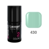 Elarto - Lacogel Hybrid Nail Color nr 430 - zielony - 7ml