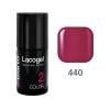 Elarto - Lacogel Hybrid Nail Color nr 440 - magneta - 7ml