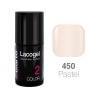 Elarto - Lacogel Hybrid Nail Color nr 450 - french róż (pastel) - 7ml