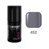Elarto - Lacogel Hybrid Nail Color nr 452 - fioletowoszary - 7ml
