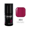 Elarto - Lacogel Hybrid Nail Color nr 464 - biskupi (metalik) - 7 ml