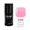 Elarto - Lacogel Hybrid Nail Color - Summer Night - nr 538S - Spring Flower neopastel - 7ml