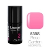 Elarto - Lacogel Hybrid Nail Color - Summer Night - nr 539S - Rose Garden neopastel - 7ml