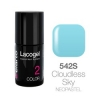 Elarto - Lacogel Hybrid Nail Color - Summer Night - nr 542S - Cloudless Sky neopastel - 7ml