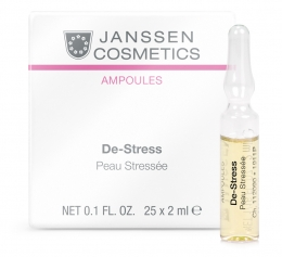 Janssen - Ampułki - De - stress 25 x 2 ml