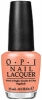 OPI - Nail Lacquer - I'm Getting a Tan-gerine - 15ml
