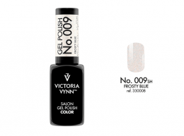 Victoria Vynn - Gel Polish System - 009 - Frosty Blue - 8ml