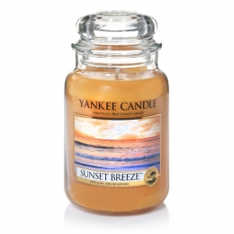 Yankee Candle - świeca - Sunset Breeze - 623g - Koniec lata 2016